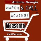 March against Monsanto Atlanta